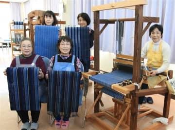 幻の「島原木綿」を復活 保存会、4月に30周年