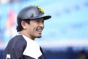 鷹・松田宣、球界の若手に猛ゲキ「プロになれただけで満足している選手が多い」