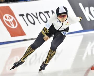 スケート1500、高木美帆4位