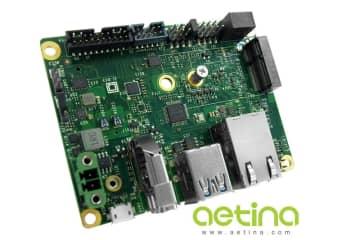 新しいJetson NANOキャリア、Aetina AN110がエッジAIoTアプリケーションを導く