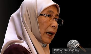 Wan Azizah: Power transition decided, time to focus on national issues