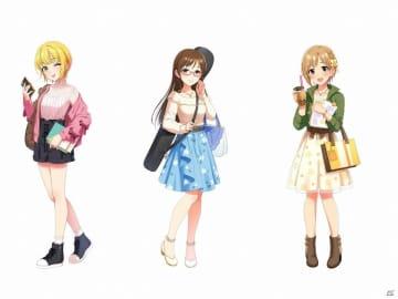 「アイドルマスター シンデレラガールズ 新学期応援フェア in アニメイト」が3月14日より開催!