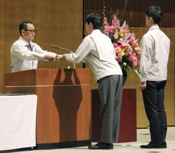 トヨタ工業学園で卒業式 「変革の原動力に」と豊田社長 画像