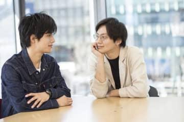 2.5次元舞台に多数出演の俳優「久保田秀敏×武子直輝」対談! 舞台『バレンタイン・ブルー』とは?