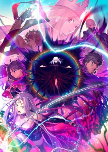 『Fate/stay night [Heaven's Feel]」III.spring song』第3弾キービジュアル(C)TYPE-MOON・ufotable・FSNPC