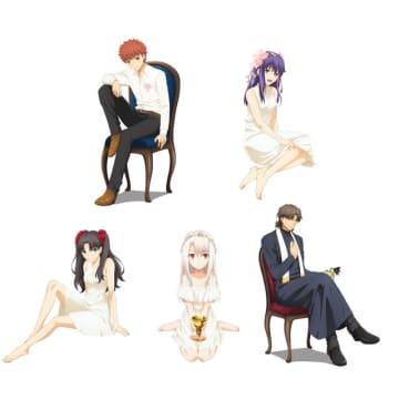 『Fate』シリーズ2作品を盛り上げるフェアがアニメイトで開催決定!描き下ろしイラスト使用のオリジナルグッズも登場