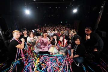 新井ひとみ「デリケートに好きして」で太田貴子と夢の共演!「紙テープで彩られたステージはクリィーミーマミになったように感じました」