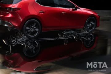 MAZDA3、2.0LガソリンモデルにAWD車を新設定 MAZDA3  i-ACTIV AWD(イメージ)