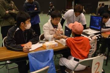 「第10回奈良スポーツ検診」が新型コロナウイルスの影響で中止に【写真:広尾晃】