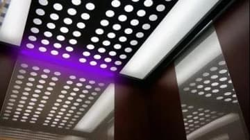 中国企業、感染防ぐエレベーター開発 ボタンに触れず利用可