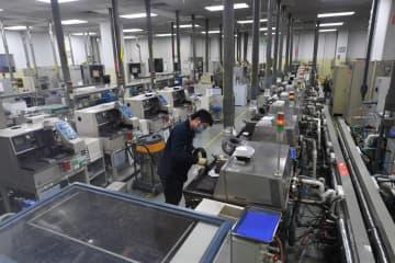 一定規模以上の工業企業、7割超が操業再開 江蘇省無錫市