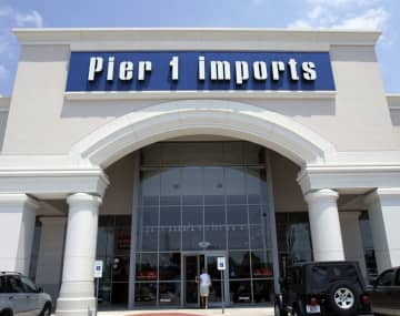 Pier 1 Imports has erased stores that have shuttered from its website, which now lists 16 in New Jersey, compared to 29 stores last month. (Donna McWilliam | AP Photo) (AP Photo/)