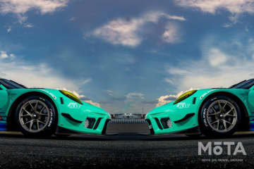 ポルシェ 911 GT3Rで参戦する FALKENモータースポーツチーム