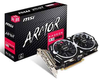 RX 570 ARMOR 8G J