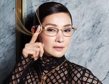 触ると遠近切り替わるメガネ「TouchFocus」に女性向け新フレーム、三井化学