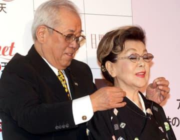 野村克也さんの死因は妻の沙知代さんと同じだった(C)日刊ゲンダイ