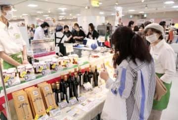 チーズやワイン、本場の味がイートインで! デパートリウボウで「イタリア展」 画像