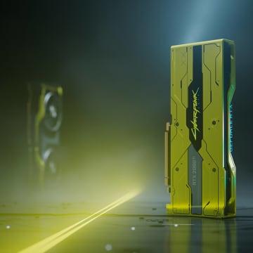 77台限定!『サイバーパンク2077』仕様のGeForce RTX 2080 Tiが当たるキャンペーンが開始