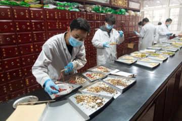 新型肺炎との闘いに実力発揮する中国の伝統医学