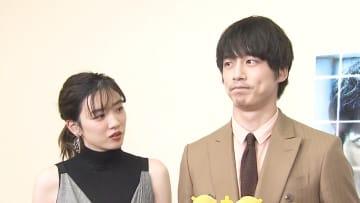 坂口健太郎、20歳を迎えた永野芽郁に「とっても大人な女性に…」