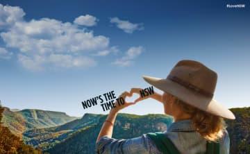 愛をシェアして愛を示そう:NSWがハートで観光復興キャンペーン