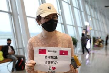 臨時便で中国人の帰国を支援 新型肺炎受け中国とベトナムが協力