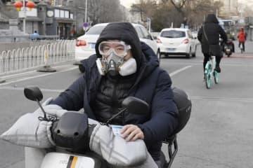 中国、感染増加ペース鈍化を強調 湖北省以外、「状況に良い変化」 画像