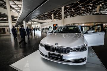 中国のBMW世界最大の生産拠点が操業再開 瀋陽市