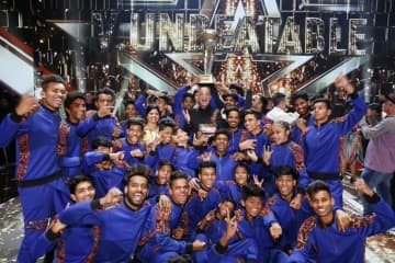 V. Unbeatable Wins 'America's Got Talent: The Champions'