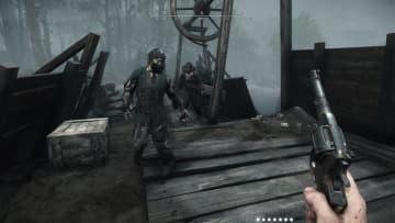 モンスター狩りPvPvEシューター『Hunt: Showdown』海外PS4版が発売開始