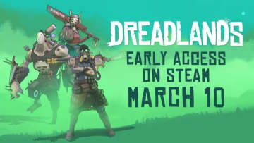 共有世界のターン制ストラテジー『Dreadlands』Steamにて海外3月10日より早期アクセス開始