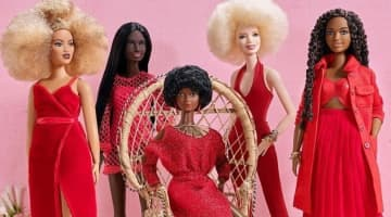 Barbie Celebrates Black History Month With a Special Collection