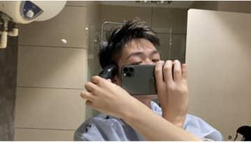 中国各地でセルフヘアカットに挑む人が急増中