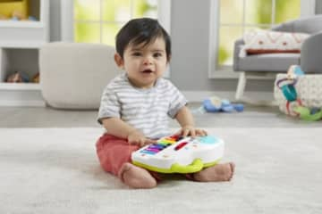 乳幼児期のバイリンガル教育、進む研究 横国大とマテル、知育玩具で共同研究 画像