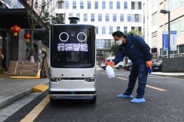 企業の生産再開、ハイテクが後押し 湖南省長沙市