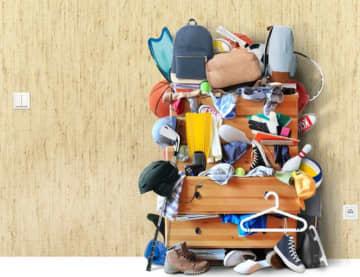 家の中がごっちゃり… 今すぐ実践できる「モノを減らす」アイデア9選