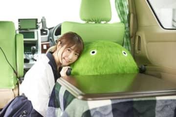 声優・竹達彩奈、もふもふの「スーモタクシー」に大興奮