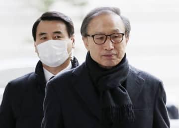 李元大統領に懲役17年実刑判決 韓国高裁、再び拘束 画像