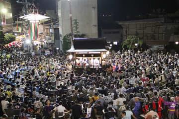 岐阜県の「郡上踊」