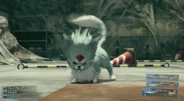 『FF7 リメイク』召喚獣「カーバンクル」のバトルシーンが公開!「きゅ~」と鳴きながら仲間に力を与える姿は必見