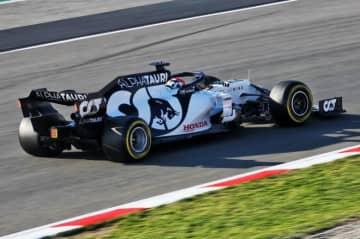 【ギャラリー】F1第1回バルセロナテスト1日目