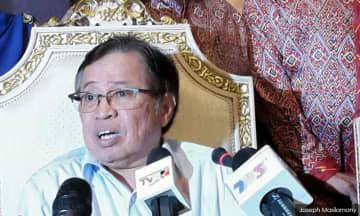 Covid-19 yet to impact Sarawak economy - Abang Johari