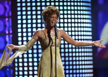 Whitney Houston's hologram tour is set to kick off Feb. 25, 2020. (Eric Jamison)  (Eric Jamison/)