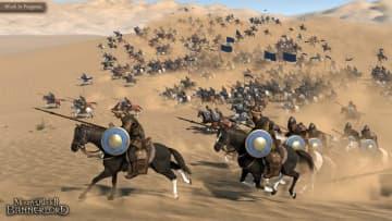 戦乱中世RPG『Mount & Blade II: Bannerlord』待望の早期アクセスが3月31日より開始!