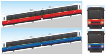 箱根登山ケーブルカー、車両リニューアル 3月20日から運行開始 画像