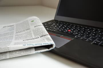 A total of 71% of U.S. adults believe that their local news outlets are financially sound, according a 2018 Pew survey. But just 14% said they had paid for a local news source.  (Pixabay/)