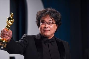 ポン・ジュノ監督(写真:アフロ)
