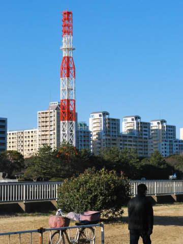 放送大学の中継局、BS移行で役割終了 高さ75メートル鉄塔撤去へ 千葉市