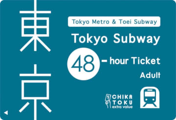 一部地域のコンビニで Tokyo Subway Ticket 販売開始