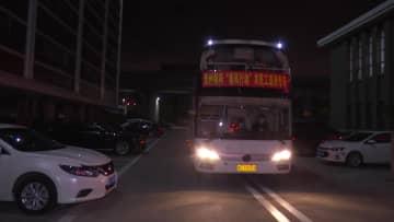 職場に戻る労働者のため、チャーターバスを運行 福建省福清市